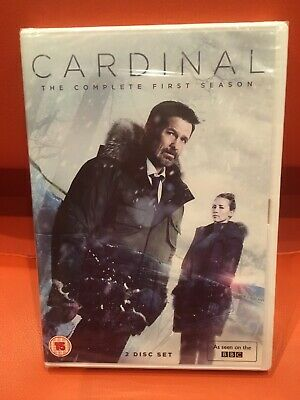 Brand New Cardinal The Complete First Season 1 Canadian Detective Series On Bbc