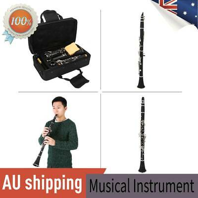 High Quality 17 Key Descending B Tone Clarinet Cleaning Cloth Other Accessories