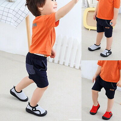 Boys Girls Kids Trainers Shoes Sneaker Infant Toddler Mesh Walking Shoes size