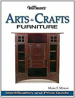 Arts and Crafts Furniture : Identification and Price Guide-ExLibrary
