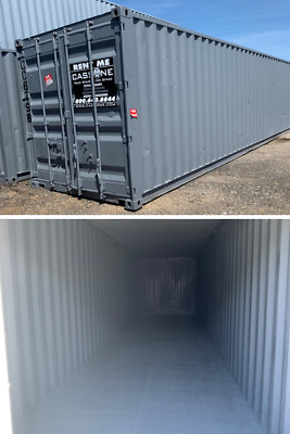 Used 40 Foot Storage Container Unit