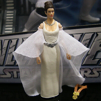 "STAR WARS the black series Princess LEIA ORGANA a new hope 3.75"" TBS anh Walmart"