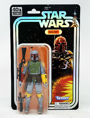 SDCC 2019 Exclusive Star Wars Black Series Boba Fett Original Appearace In Hand