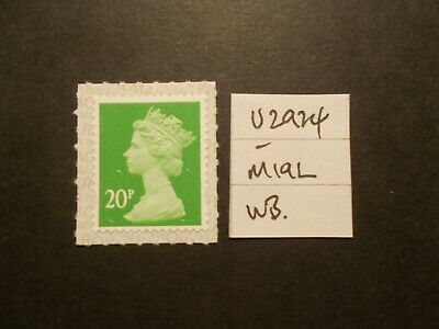 GB 2019 + Security Machin~20p~SG U2924~M19L~S/A~WB~Unmounted Mint~UK