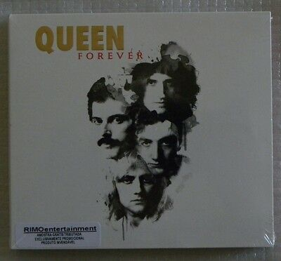 Queen Forever 2 Cd Box Set Made In Brazil Dj Promo Universal Limited 5000 Units