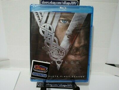 Vikings: The Complete First Season   NEW Blu-ray FREE SHIPPING!!!