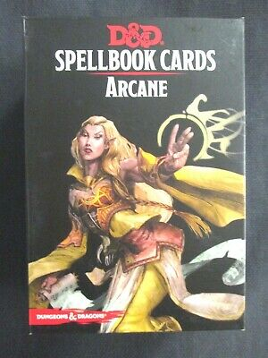 DUNGEONS & DRAGONS Spellbook Cards: Magical Items (292 cards