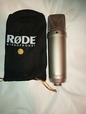 RØDE NT1-A industry standered microphone, brand new never used