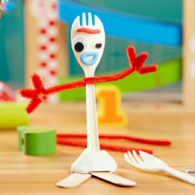 Toy Story 4 Forky Make Your Own Forkie Kit Handmade by yourself baby child gift