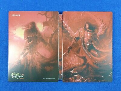 CASTLEVANIA LORDS OF SHADOW 2 Steelbook Case ONLY *NEW* G1 Size XBOX 360 PS3