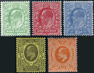 1911 Harrison Sg 279-Sg 286 Perf 15x14 Good Used Condition Single Stamps