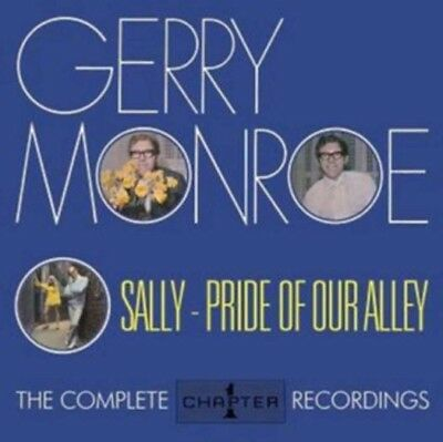 GERRY MONROE Sally Pride Of Our Alley 2CD NEW 2017