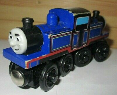 Wood Wooden Railway Thomas Tank Engine Friends Mighty Mac