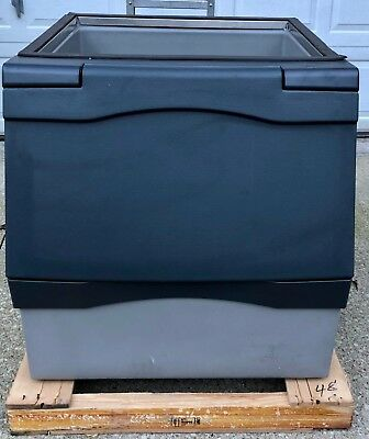 "NEW Scotsman B330P 344lb Capacity Storage Bin for Ice 30"" Wide,Top-Hinged maker"