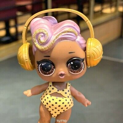 LOL Surprise Dolls Series 2 doll dj d.j.Doll Toys For Girls as picture shows