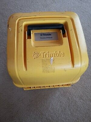 Trimble SPS930 case for sale!OEM item. good condition. case only!