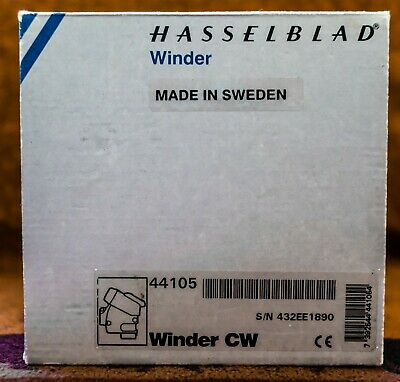 Hasselblad Winder CW (44105) with original boxing (OVP) | V-System