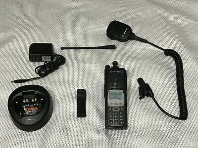 TWO-WAY 800MHZ TRUNKING Mobile Radio Police Scanners w
