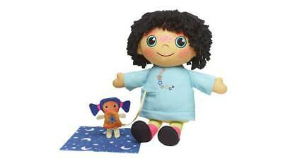Moon and Me Goodnight Pepi Nana Soft Toy Kids Can Practice Bedtime Routines _UK
