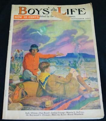 14 ISSUES BOYS Life Magazine 479 PDF Boys Scouts of America