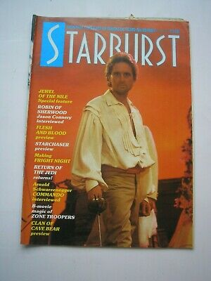STARBURST magazine #93 May 1986