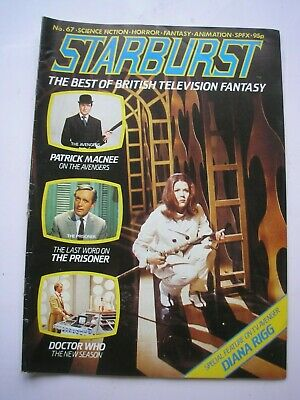 STARBURST magazine #67 March 1984