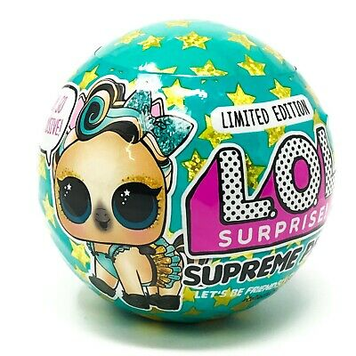 LOL Surprise! Supreme Pet Exclusive Luxe Bling Pony Limited Edition L.O.L.