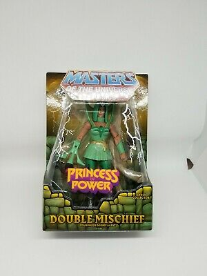 He-man Motu Masters of the Universe Classics Double Mischief Loose Action Figure