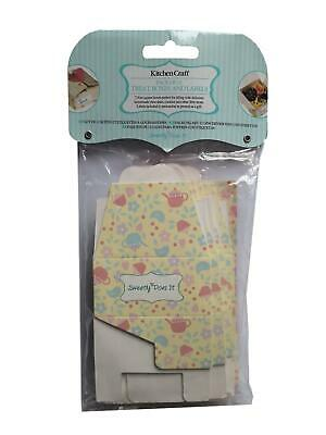 Sweetly Does It Treat Boxes and Labels - pack of 12