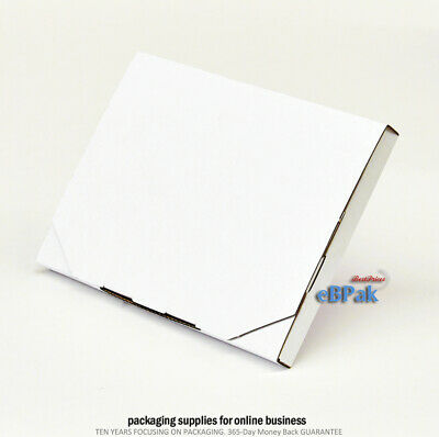 Mailing Box SuperFlat #02 220x160x16mm A5 C5 Envelope Size Rigid Mailer