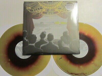 FALL OUT BOY From Under The Cork Tree DOUBLE LP GOLD/MAROON VINYL rare UNPLAYED