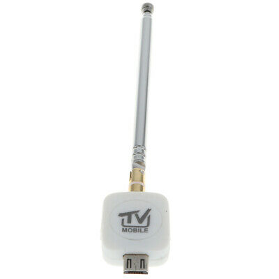 DVB-T Micro USB Tuner Mobile TV Receiver Stick for Android 4.0 Phones