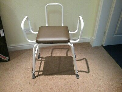 Disabled Elderly Perching Chair / Poss Shower chair Used