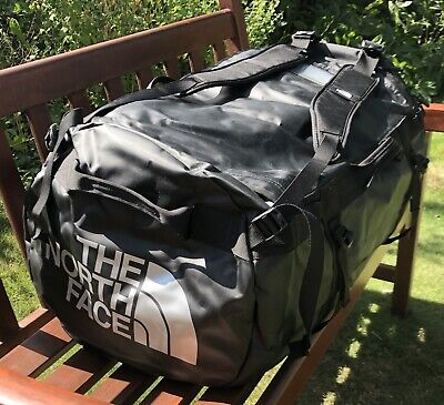 070710779 THE NORTH FACE Base Camp Duffle Holdall Bag XL black - £86.00 ...
