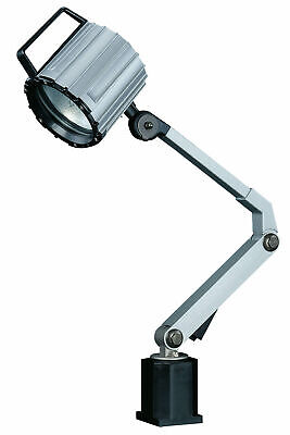 Dustproof Halogen Machine Lamp 55w for Lathe . Milling Machine with Mag Base
