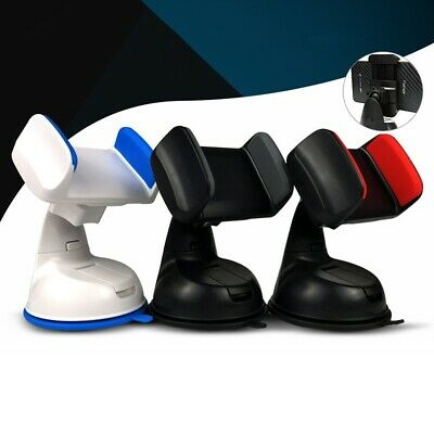 Car Mobile Phone Holder Universal Mount Windscreen Dashboard Desktop Home Office