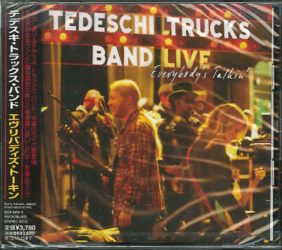 Tedeschi Trucks Band-Everybody's Talkin'-Japan 2 Cd Bonus Track I45