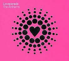 Loveparade - The Anthems von Various | CD | Zustand gut