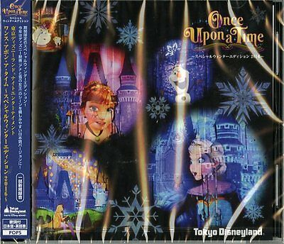 Ost-Tokyodisneyland Night Entertainment Once Upon A Time...-Japan Cd E25