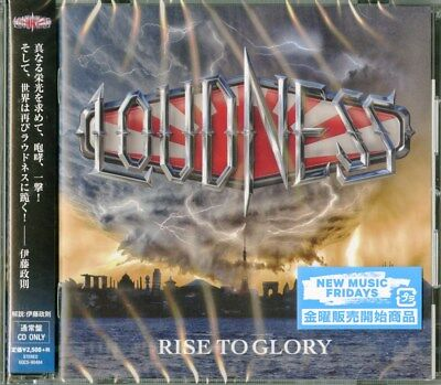 Loudness-Rise To Glory-Japan Cd F56