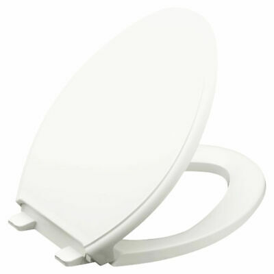 Kohler K-4733-0 Glenbury Q3 Advantage Seat- Eb Quiet-Close Hinges Quick-Release