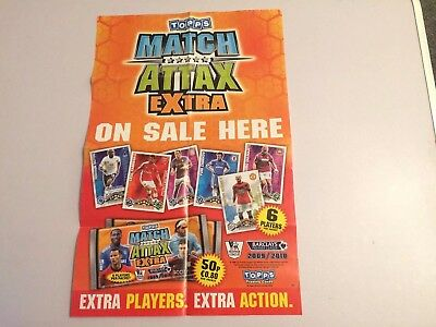 Topps Match Attax Extra 09/10 Complete  Set 112 Cards Mint Condition