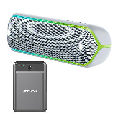 Sony XB32 Extra Bass Portable Bluetooth Speaker (Graphite) with Battery Pack