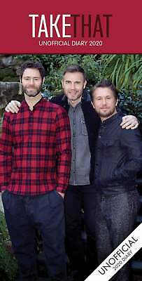 Take That Unofficial Slim Diary 2020
