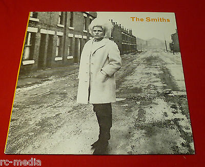 """THE SMITHS - Heaven Knows I'm Miserable - Original Spanish 12"""""""