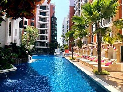 Pattaya, Thailand Property - 1 bed luxury Condo - 34.46sqm - Excellent Location