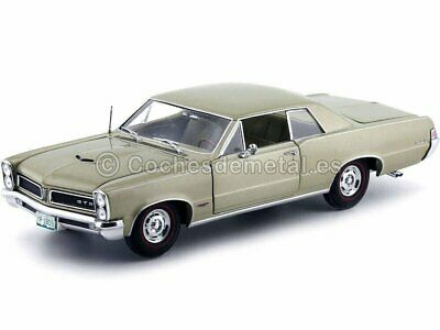 Pontiac GTO 1964 Coupe Gold Silber 1//18 Sun Star Modell Auto mit oder ohne ind..