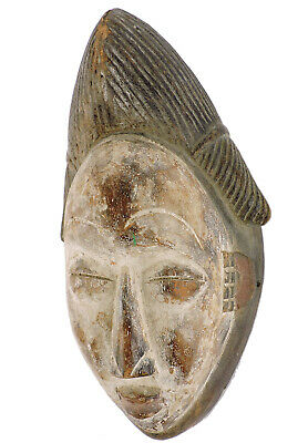Punu Maiden Spirit Mask Mukudji Gabon African Art SALE WAS $150.00