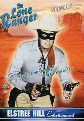 The Lone Ranger Volume 2 (DVD, 2004)
