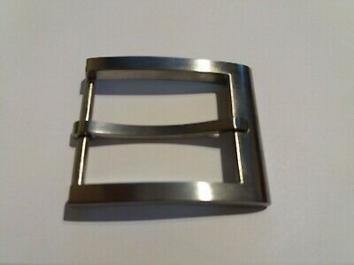 Anti-Allergy Titanium Belt Buckle